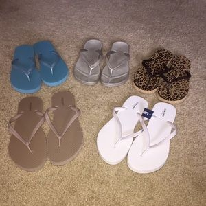 Thong Sandals Bundle!